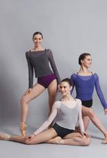 Ballet Rosa NATASHA-Sheer LS Top