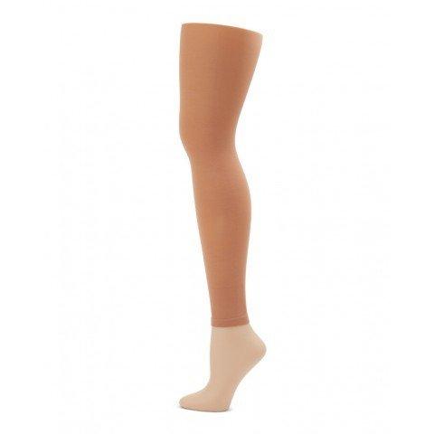 Capezio & Bunheads Capezio 140C: Girls' Hold & Stretch Footless Tight