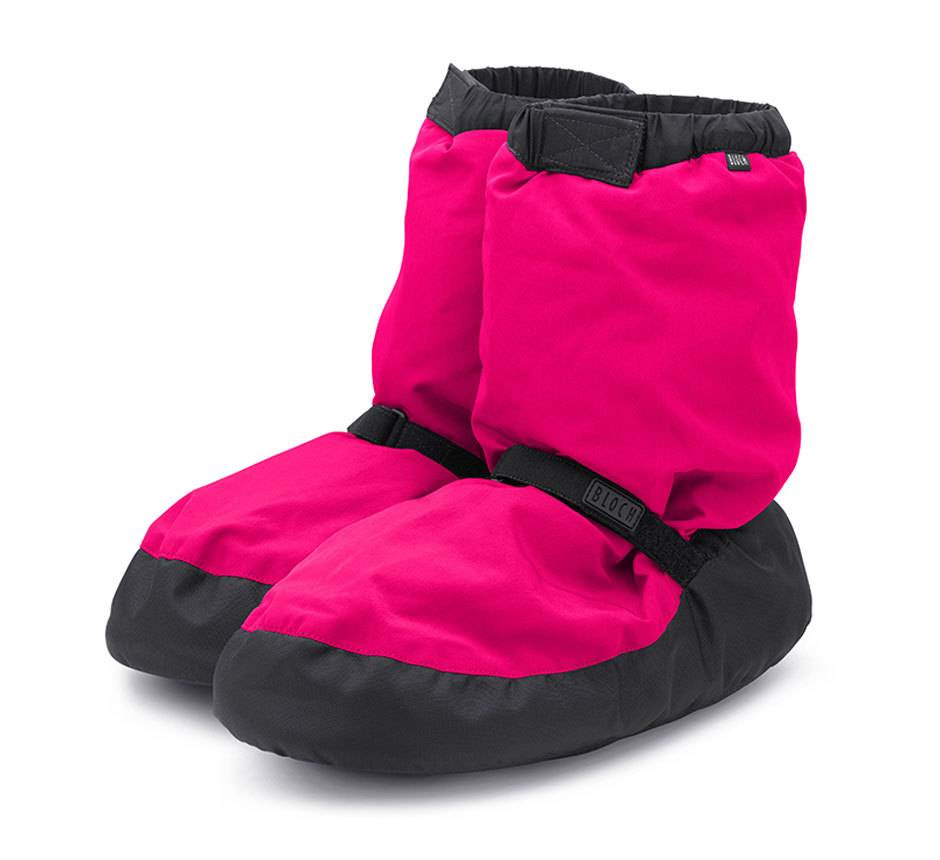 Bloch & Mirella IM009K:  BLOCH Kids Warm Up Booties