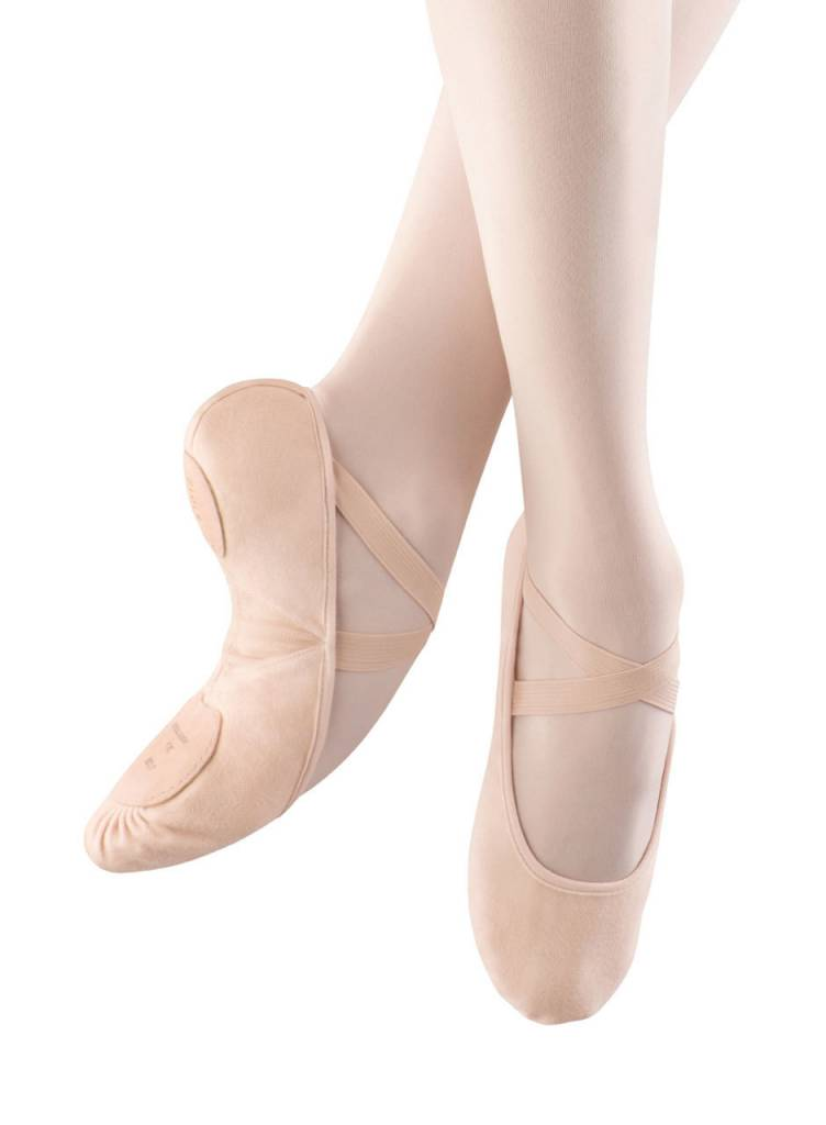 Bloch & Mirella S0271L: Bloch Women's Pro Arch Canvas Ballet Shoes