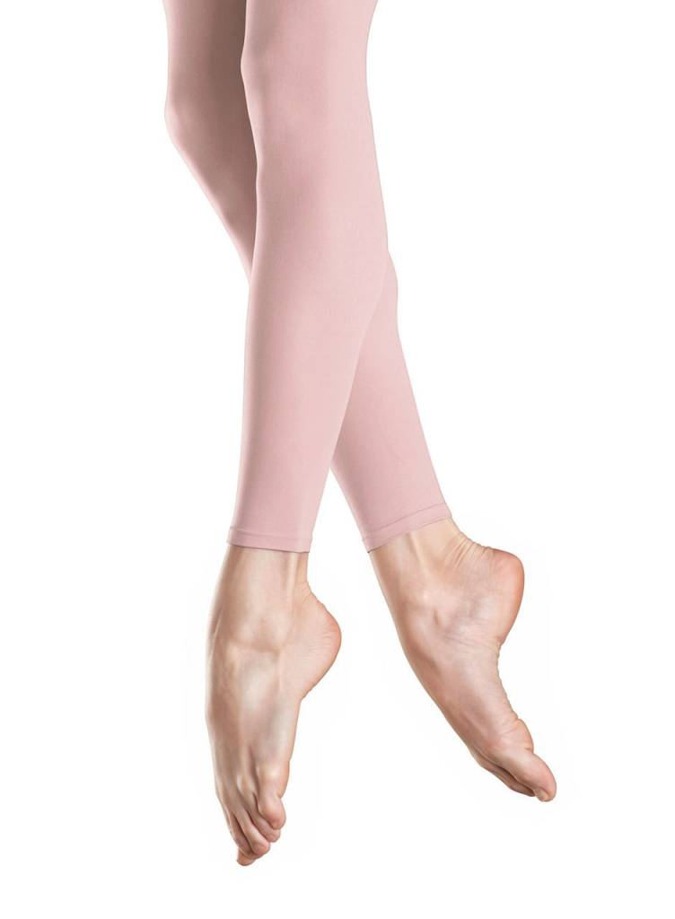 Bloch & Mirella T0940G: Girls' Bloch Endura Footless Tight