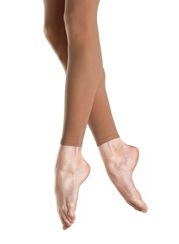 Bloch, Mirella, Leo, Dance Now T0940G: Girls' Bloch Endura Footless Tight