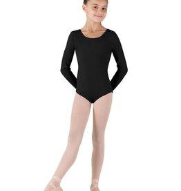 Bloch, Mirella, Leo, Dance Now Bloch Basic Long Sleeve Leotard