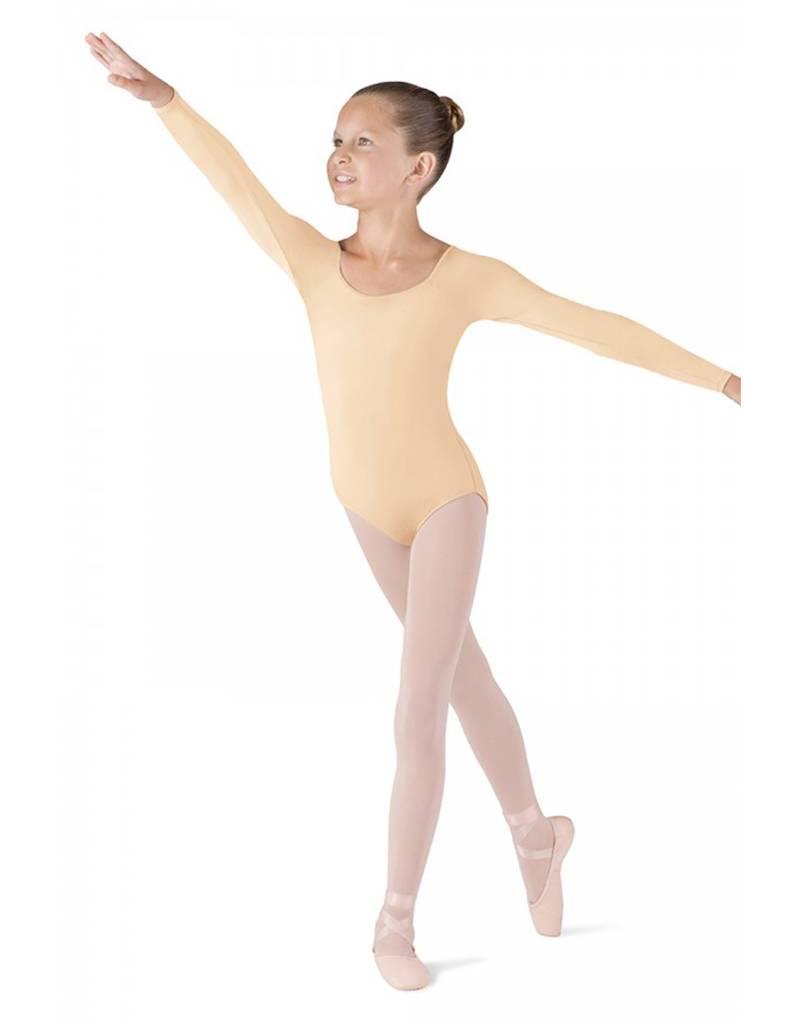 Bloch, Mirella CL5609: Bloch Girls' Meglio Long Sleeve Leotard