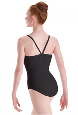MW2603: MotionWear Camisole Leotard with V-Back Straps