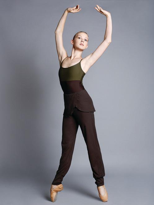 Ballet Rosa MIYUKI-Bamboo Skirt Pants