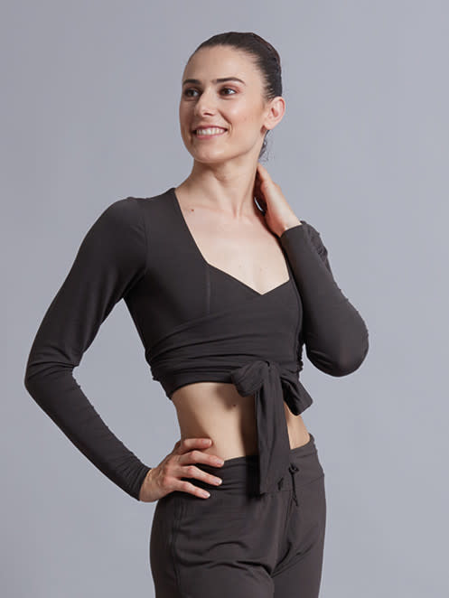 Ballet Rosa MAI-Bamboo Wrap Top