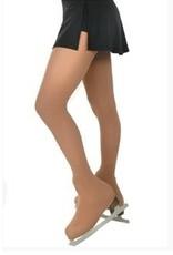 Capezio & Bunheads 1813: Adult Microfiber Footless Skate Tight XL