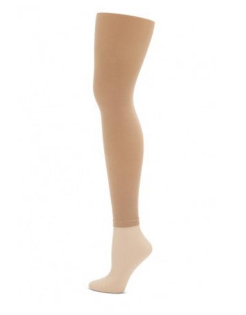 Capezio & Bunheads Capezio 1917: Footless Tight with Self Knit Waist Band
