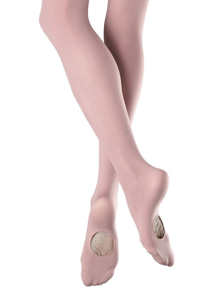 Bloch & Mirella T0935L: Bloch Adult Endura Adaptatoe Tight
