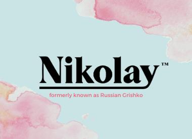 NIKOLAY/Russian Grishko