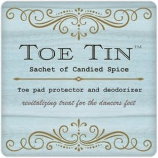 7SevE Designs TOE TIN - Toe Pad Protector & Deodorizer
