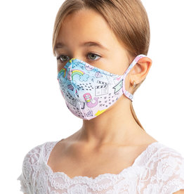 So Danca L2177-Face Mask-Child Size