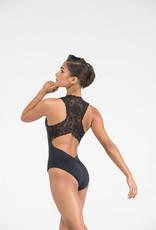 Ballet Rosa Ginger-Zip Fr. Floral Back