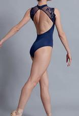 Ballet Rosa Berenice-High Neck Leo w/lace