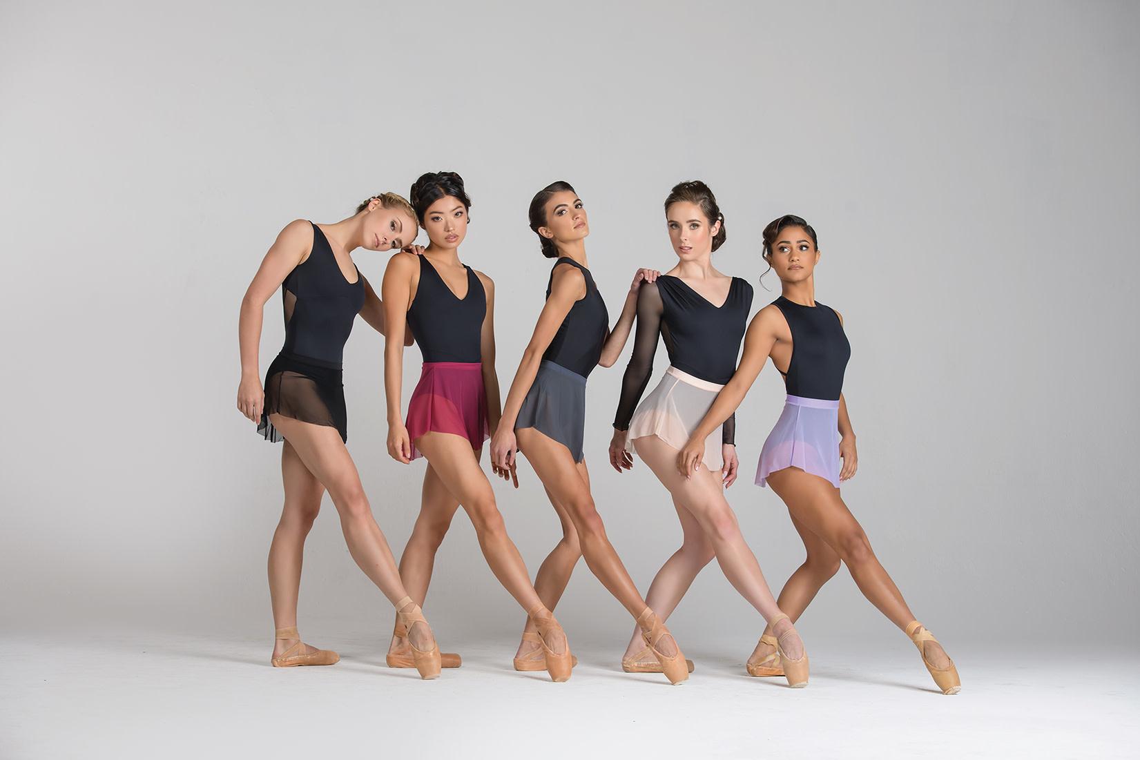 Ballet Rosa Skylar-Skirt