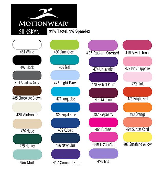 MotionWear MW2506 Pinch Frt Cami Maroon