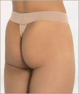 Body Wrappers/Angelo Luzio M003- THONG DANCE BELT