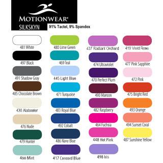 MotionWear MW2604 X-Strap Cami