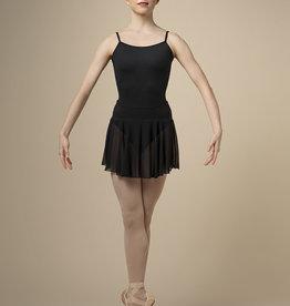 Bloch, Mirella MS158 Pull on Mesh Skirt