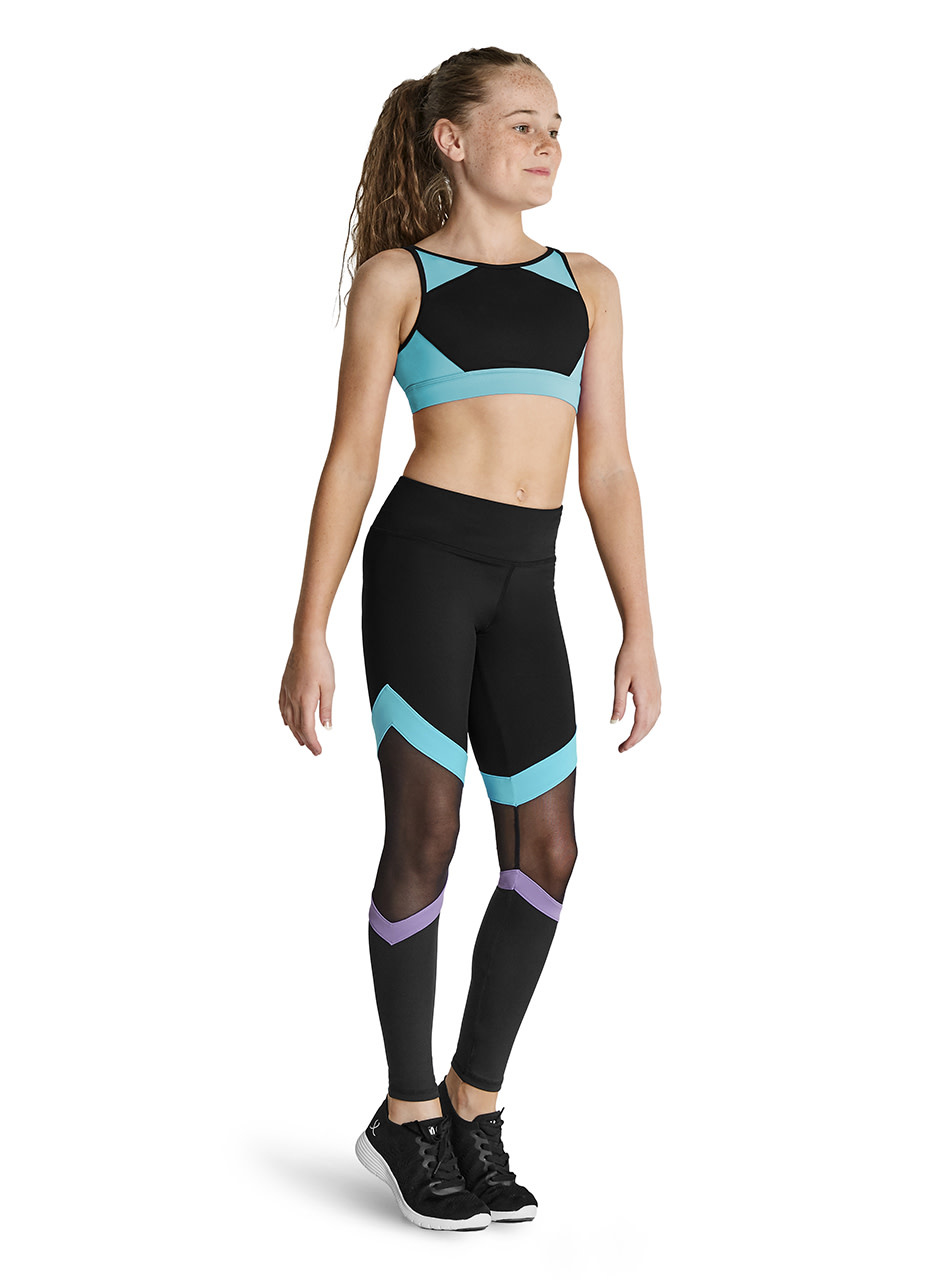 Bloch, Mirella KA041P Full length legging