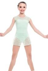 So Danca L1905-Floral Lace Skirt