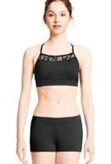 Bloch, Mirella M2135LM- Racer Back Crop Top