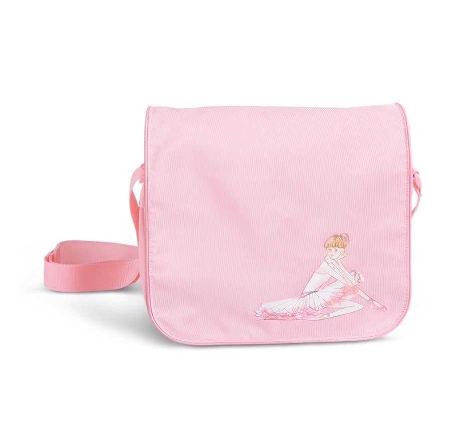 Bloch, Mirella A322-Girls Shoulder Bag-LPK