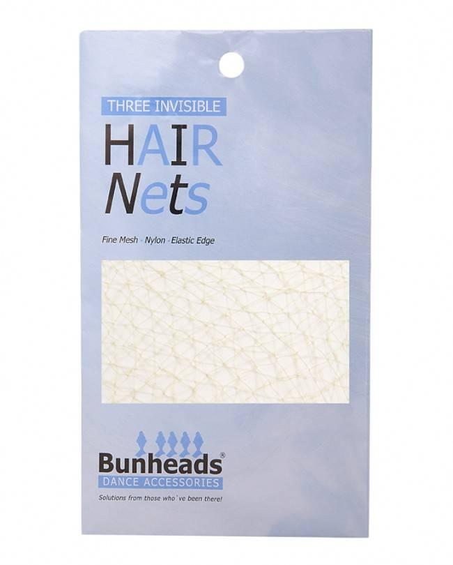Capezio Auburn Hair Nets- BH425