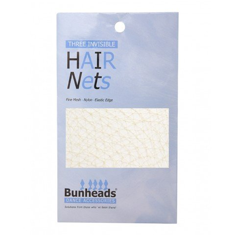 Capezio & Bunheads Light Brown Hairnets - BH421