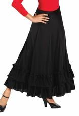 9100C-Flamenco Skirt