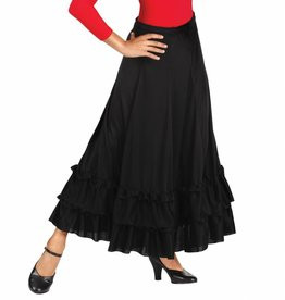 9100C-Flamenco Skirt