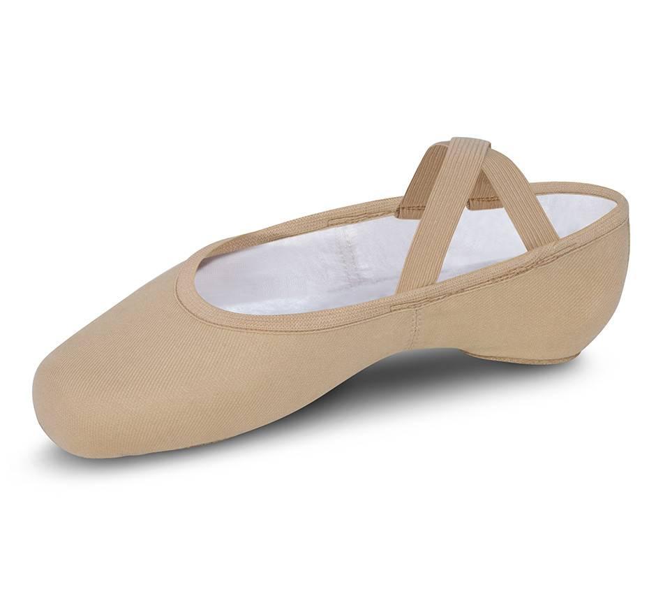 Bloch, Mirella S0284L-Performa Canvas Ballet Shoe