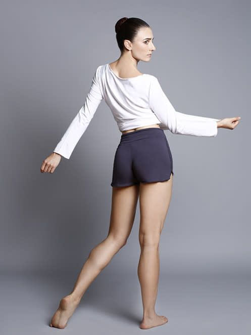 Ballet Rosa NOBU-Bamboo Short