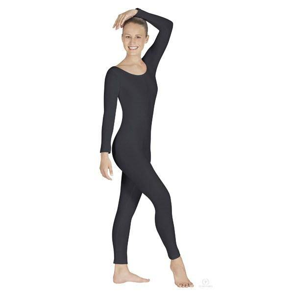 Eurotard 44129- Micro Long Sleeve Unitard