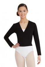 Capezio & Bunheads CC850-Cotton Wrap Sweater