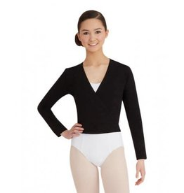 Capezio CC850-Cotton Wrap Sweater