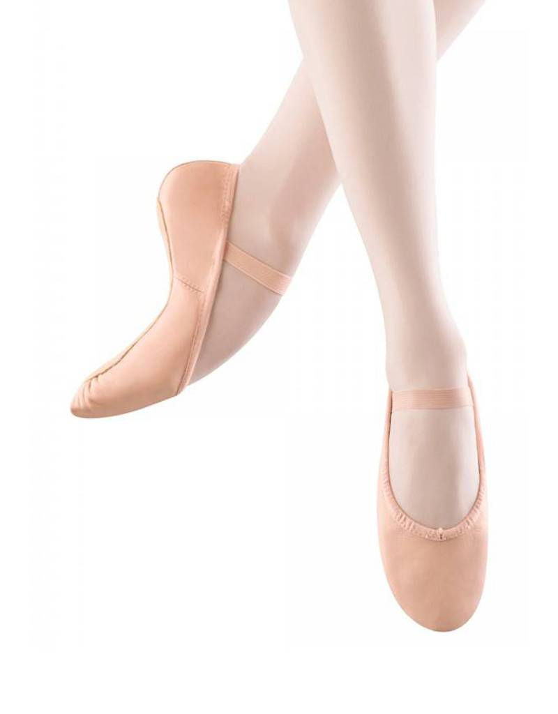 S0205L: Women's Dansoft Full Sole Ballet Shoes