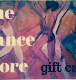 The Dance Store Gift Card