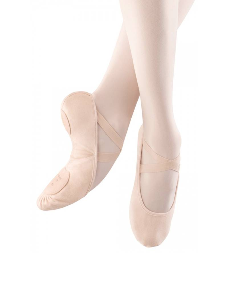 Bloch, Mirella S0271L: Bloch Women's Pro Arch Canvas Ballet Shoes