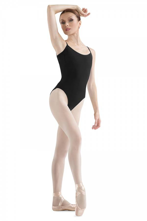 Bloch/Mirella L5407- Sissone High Leg Low Back Dance Leotard