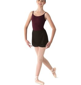 Bloch, Mirella, Leo, Dance Now Georgette Wrap Skirt
