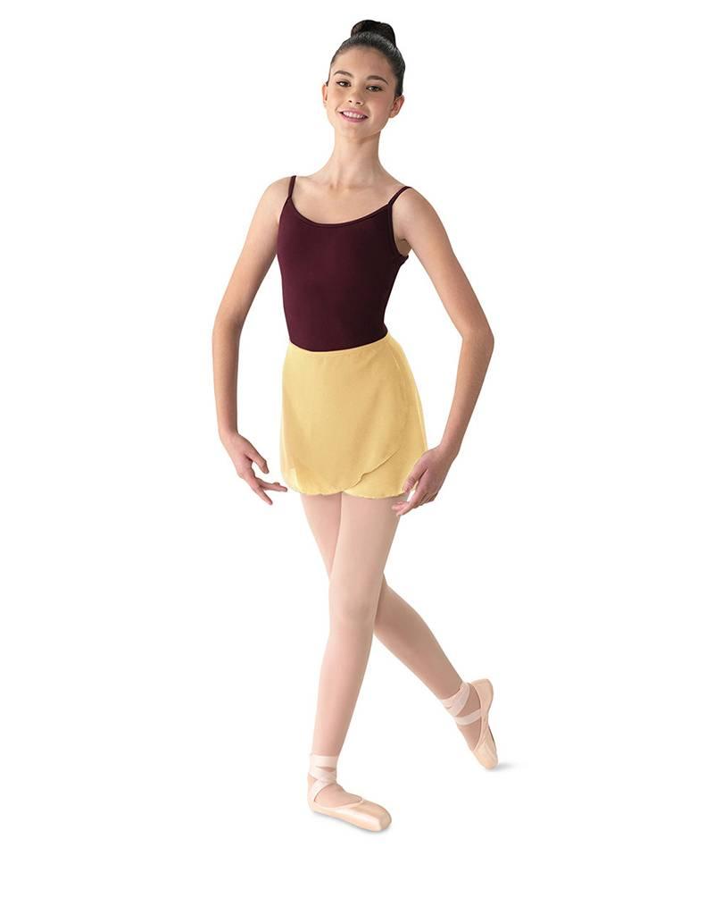 Bloch, Mirella Mirella MS12 - Georgette Wrap Skirt