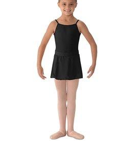 Bloch, Mirella, Leo, Dance Now Georgette Mock Wrap Skirt