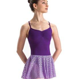 MotionWear MW1224-High Low Skirt
