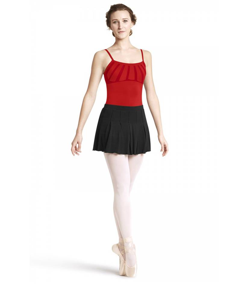Bloch R9321- Box Pleated Skirt