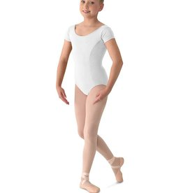 Bloch, Mirella, Leo, Dance Now Mirella Classwear Cap Sleeve Leotard