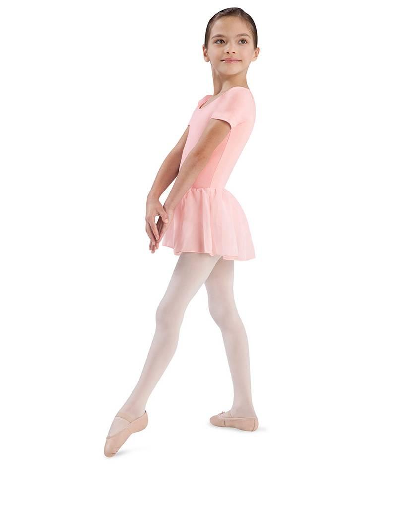 Bloch, Mirella, Leo, Dance Now CL5342: Bloch Pink Dance Dress