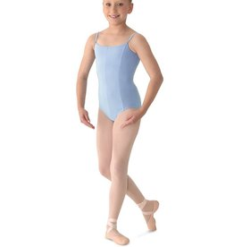 Bloch, Mirella, Leo, Dance Now Classwear Seamed Camisole Leotard
