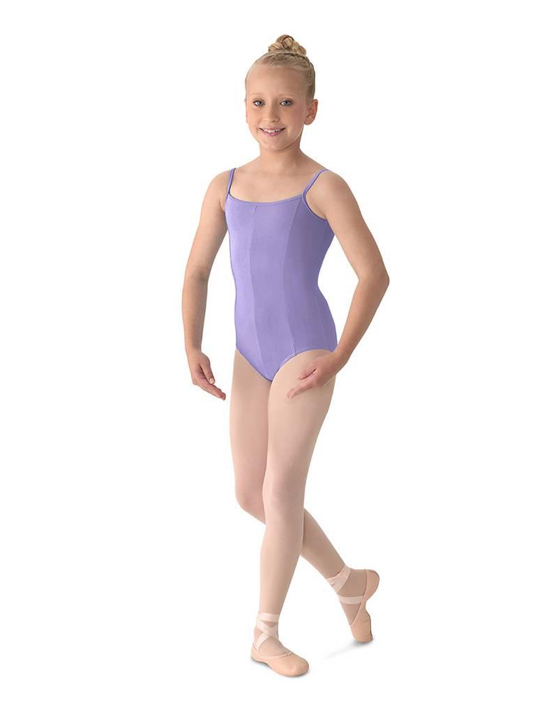 Bloch/Mirella M207C: Aspire! Classwear Girl's Seamed Camisole Leotard
